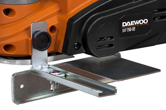 Электрорубанок Daewoo DAP 750-82