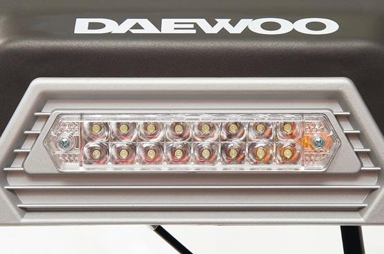 Снегоуборщик бензиновый Daewoo DAST 9070