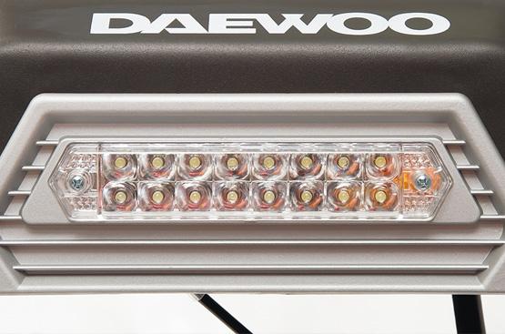 Снегоуборщик бензиновый Daewoo DAST 1080