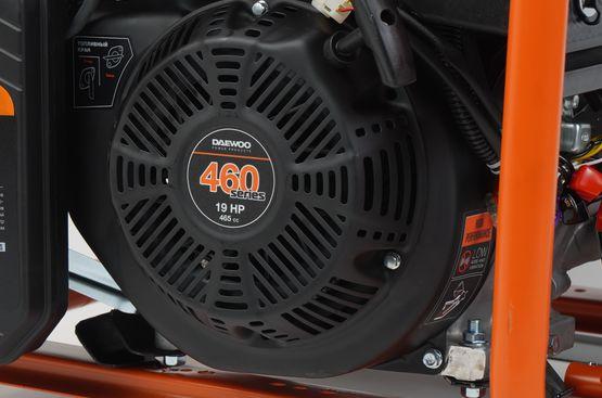Бензиновый генератор DAEWOO GDA 9500DPE-3 (двухрежимный 380/220В)