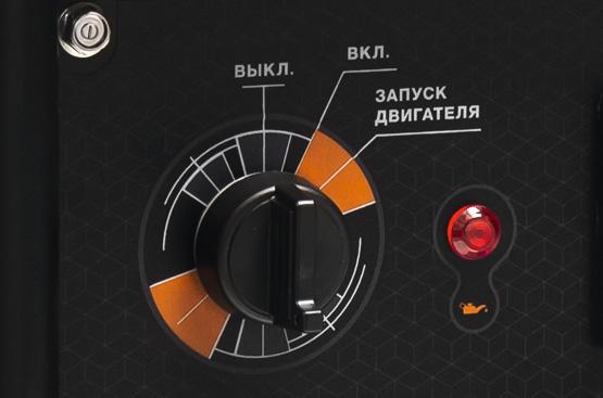 Бензиновый генератор DAEWOO GDA 12500E
