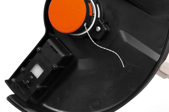 Триммер аккумуляторный Daewoo DATR 2840Li