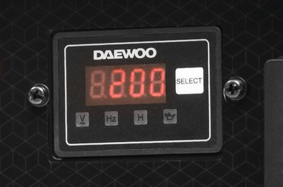 Генератор двухтопливный DAEWOO GDA 7500DFE