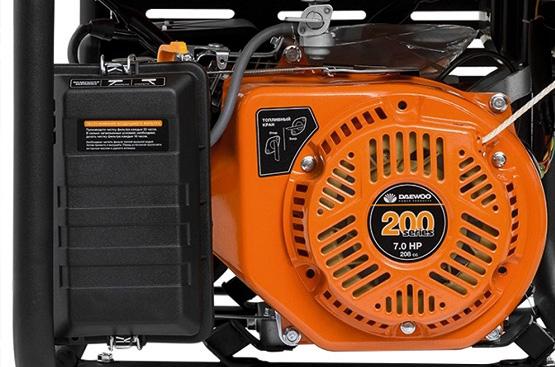 Бензиновый генератор Daewoo GDA 3300